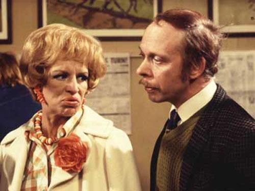 El extraño divorcio de George y Mildred Roper